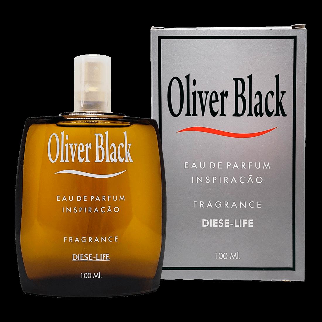 OLIVER BLACK EAU DE PARFUM FRAGRANCE DIESE LIFE
